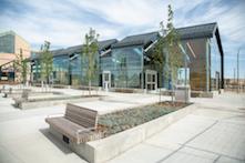 Belvedere Transit Centre, courtesy of RHEINZINK and DIALOG