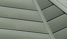 New RHEINZINK-PRISMO architectural zinc