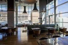 Loews Kansas City Hotel by Eric Bowers Photography, courtesy of Tubelite Inc.