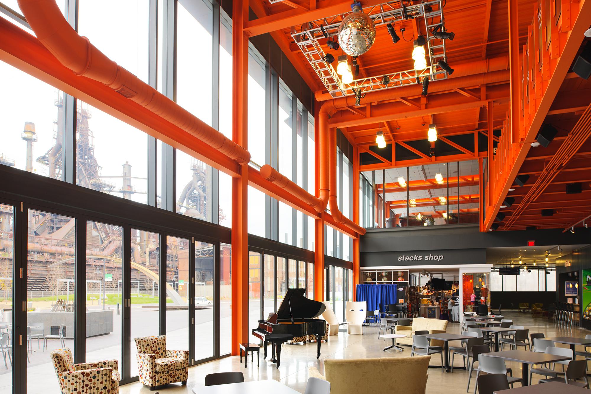 Heather West Public Relations Artsquest Center