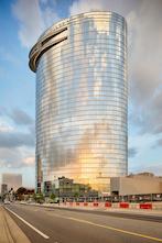 JW Marriott Nashville, photo by Chad Baumer; courtesy of Technoform