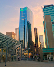 707 Fifth tower in Calgary, photo by Chad Koski