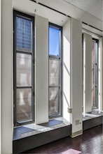 Before window retrofit - 195 CHURCH photo by Woodruff/Brown Architectural Photography