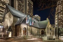 Vancouver's Christ Church Cathedral