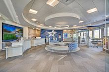 Travis Credit Union renovation